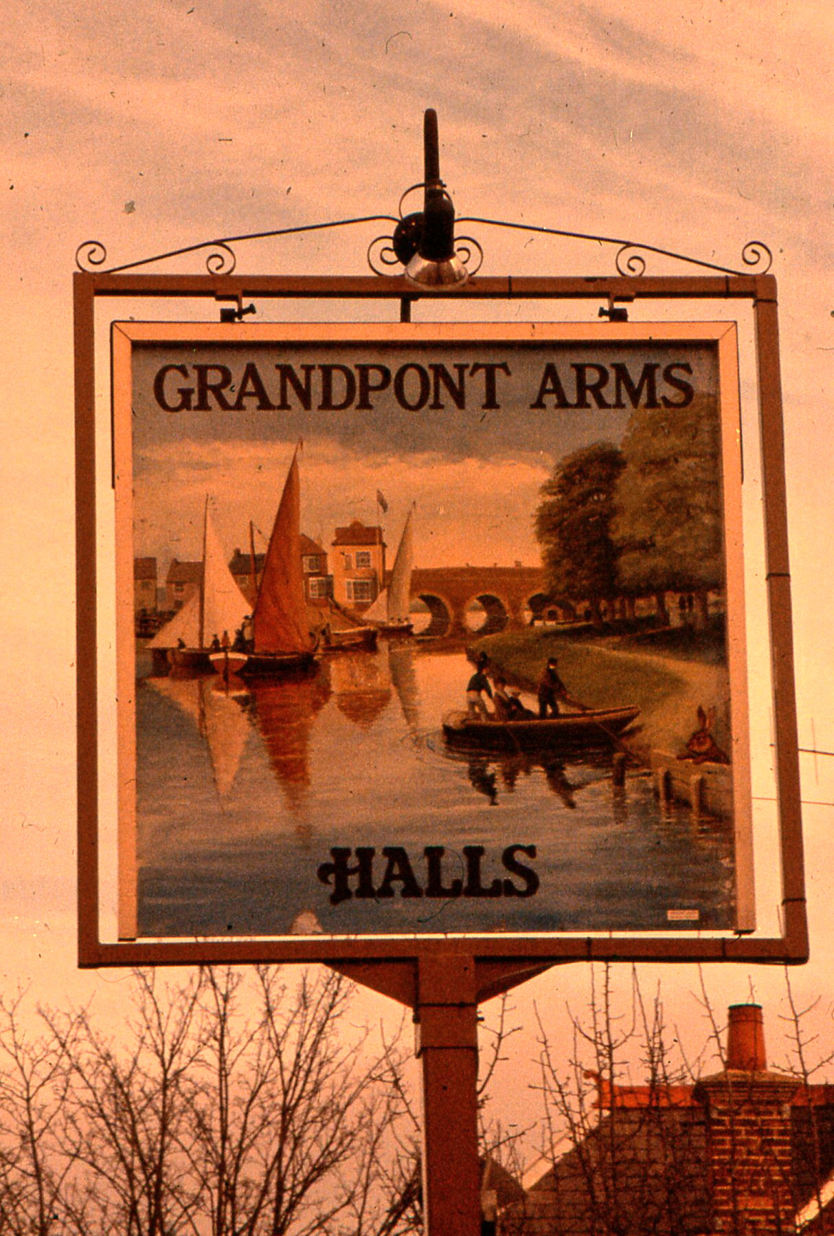 The Grandpont Arms