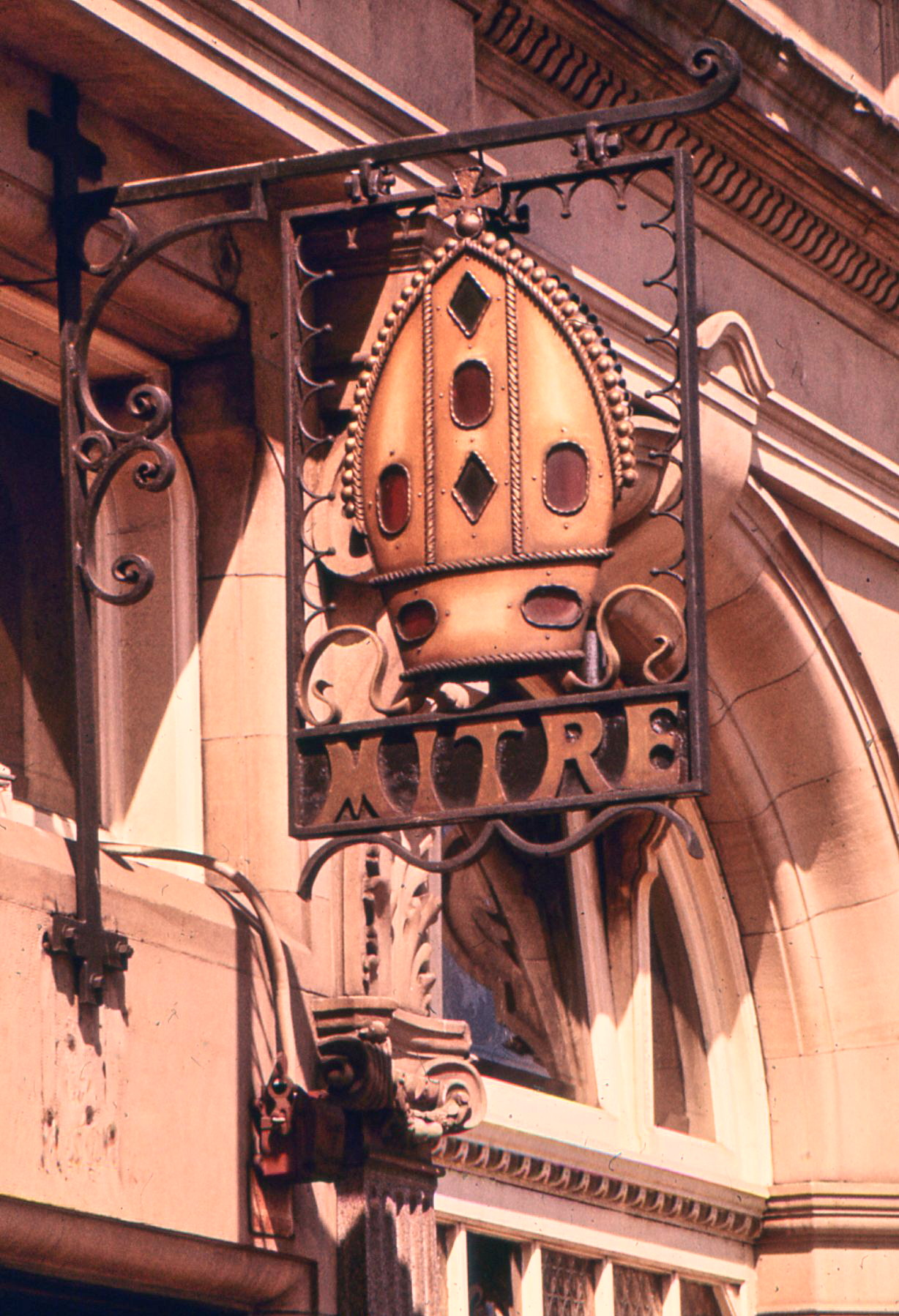 The Bishop's Mitre