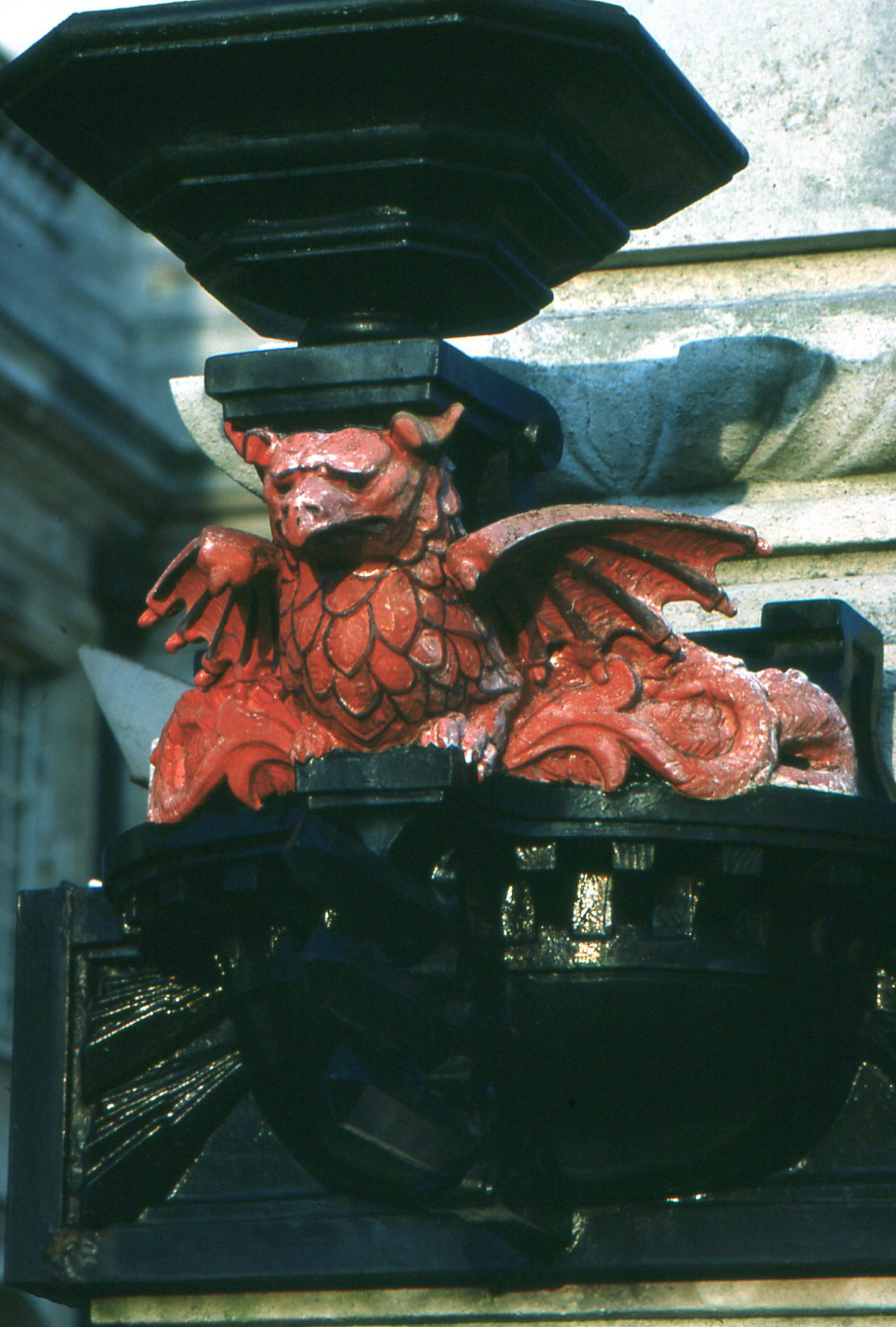 Dr. B posits that the Welsh use of the dragon as national symbol derives from the now extinct snow-dragons of the Tamil coast. Authorities remain divided on the matter.