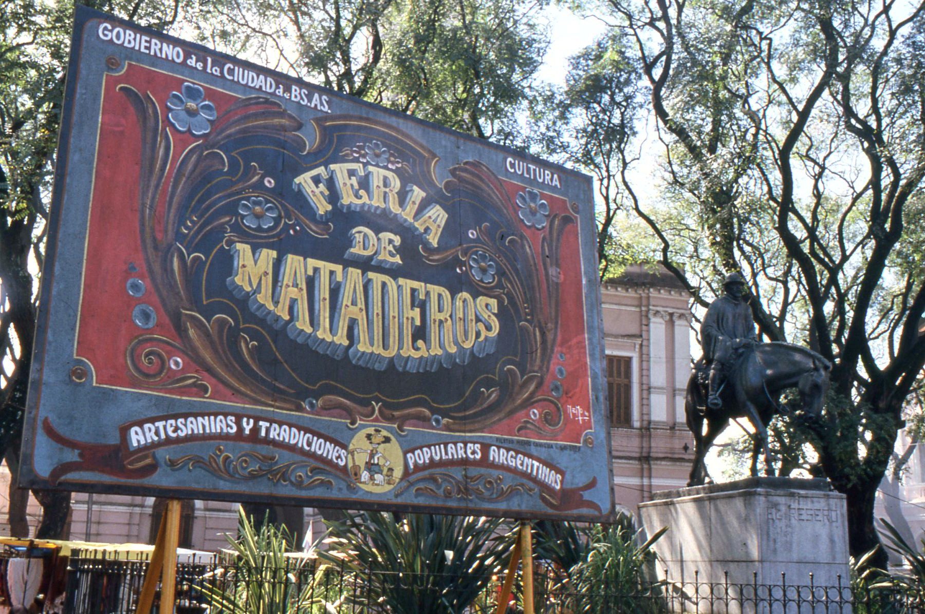 Held every week, the Feria de Mataderos links Argentines to a potent symbol of their nationhood.