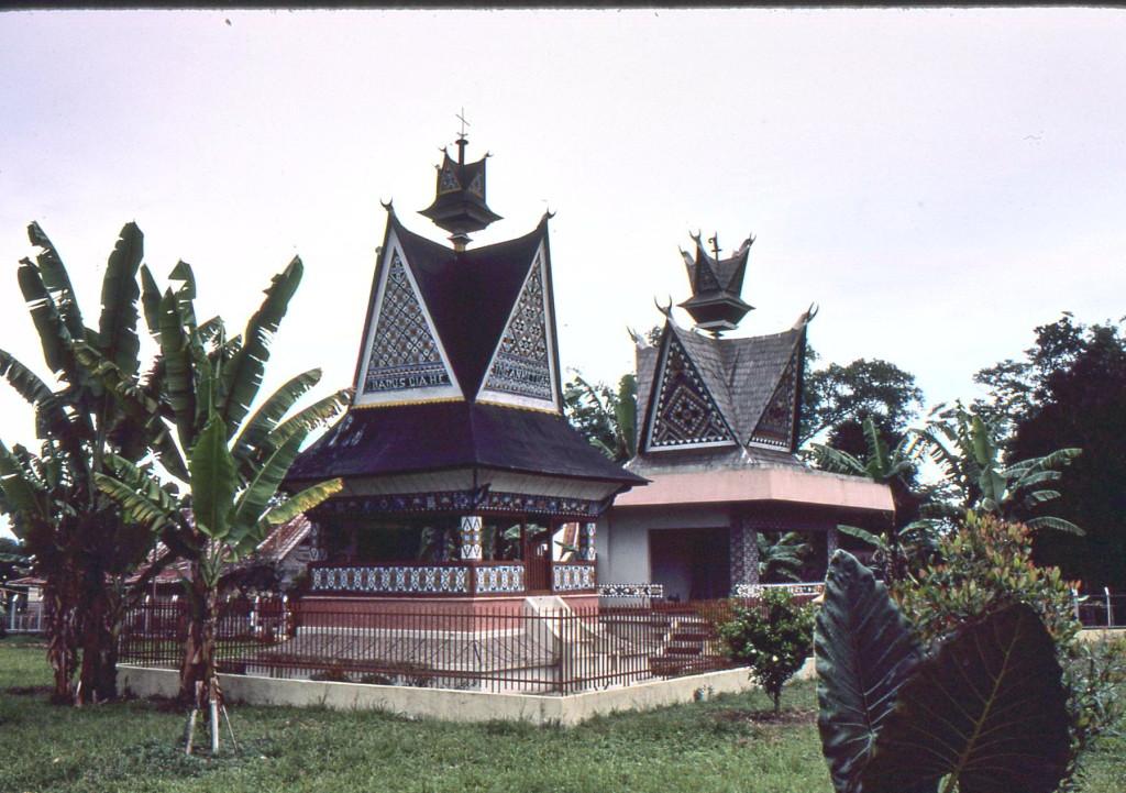 Batak graveyard