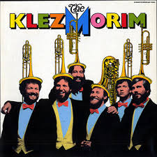 The Klezmorim, first klezmer revival band in the world.