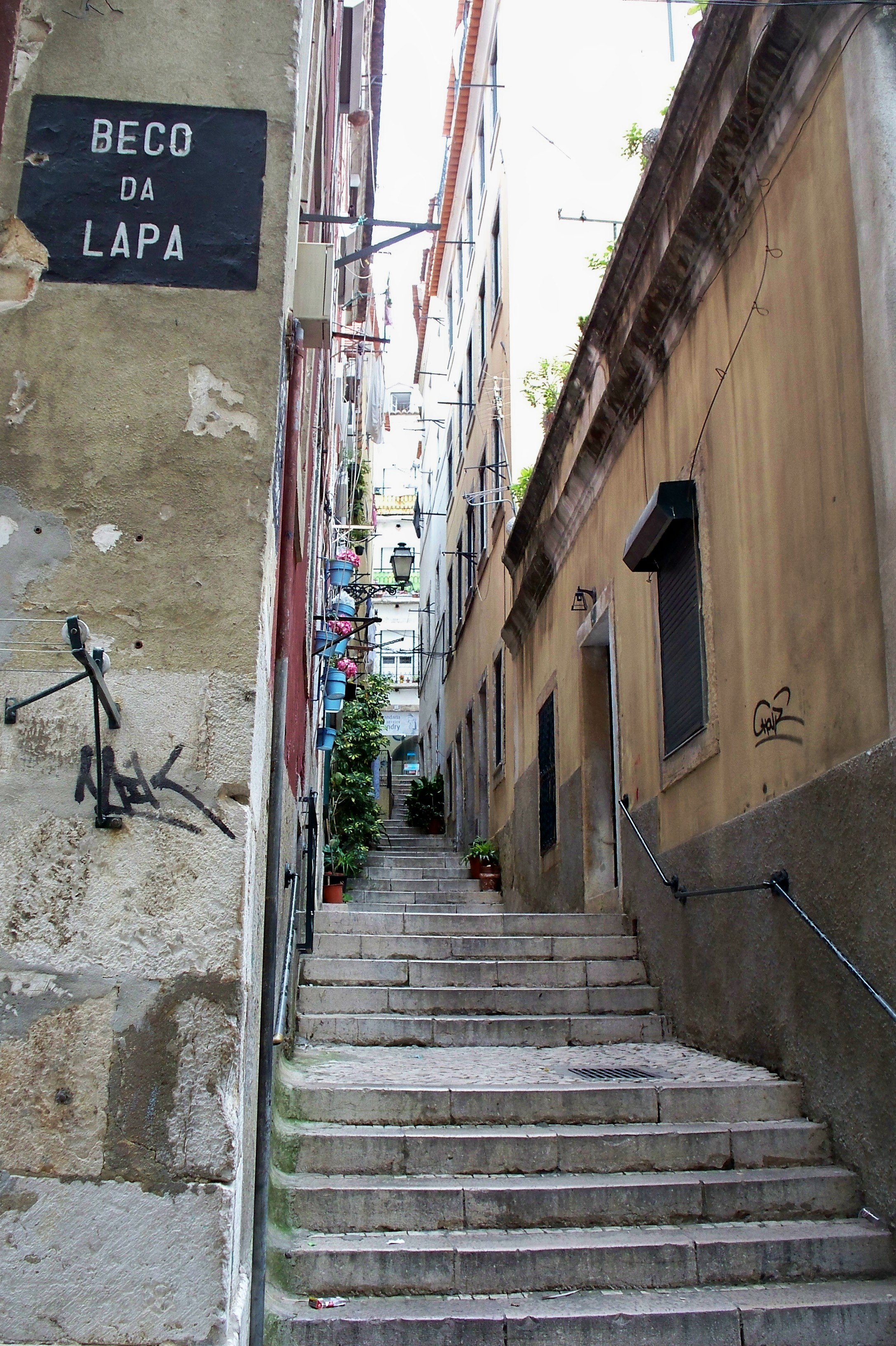 Getting lost in the Alfama isn't a requirement; it's just inevitable.