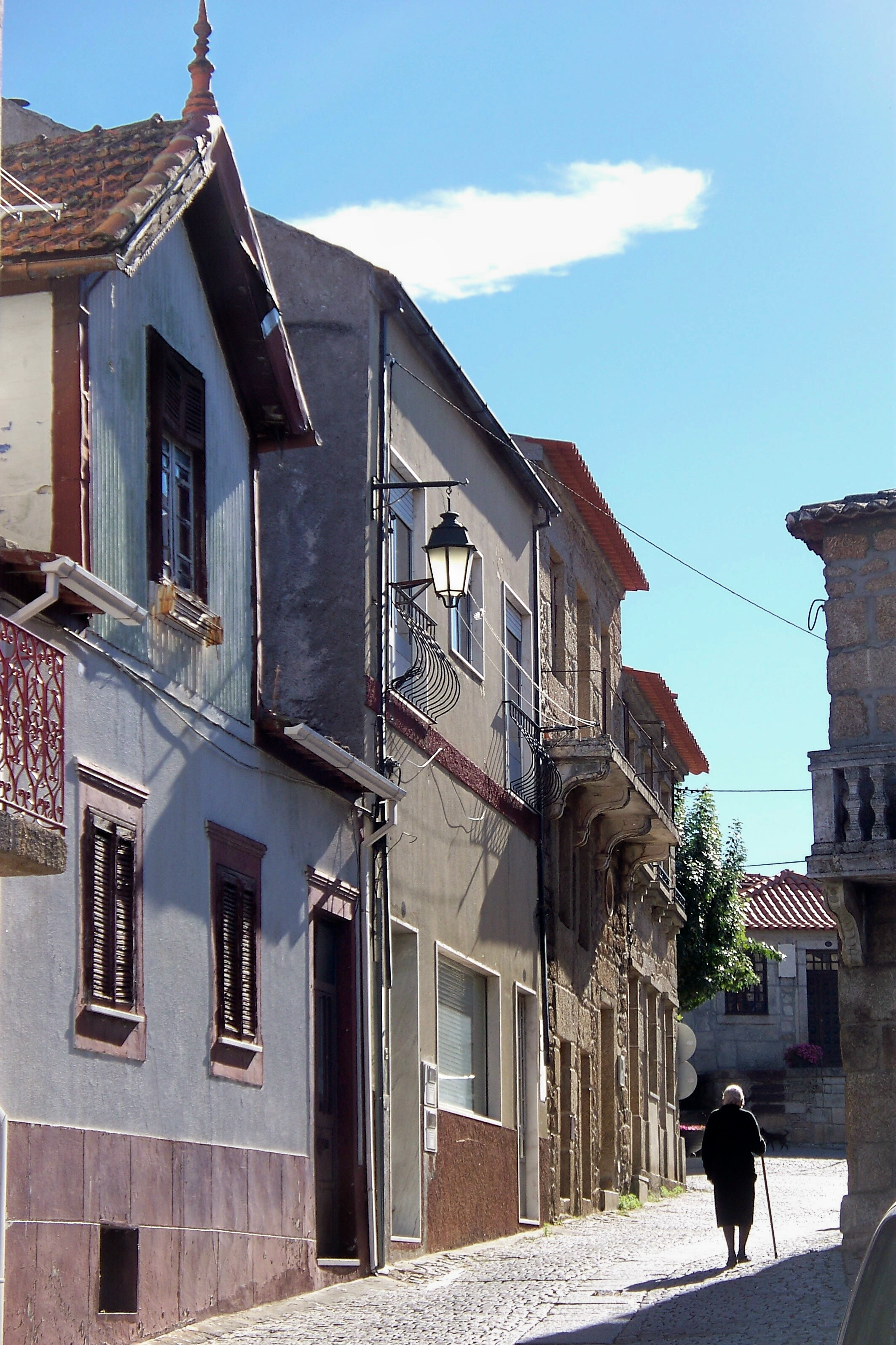 The community in Belmonte stayed hidden until the late 20th century.