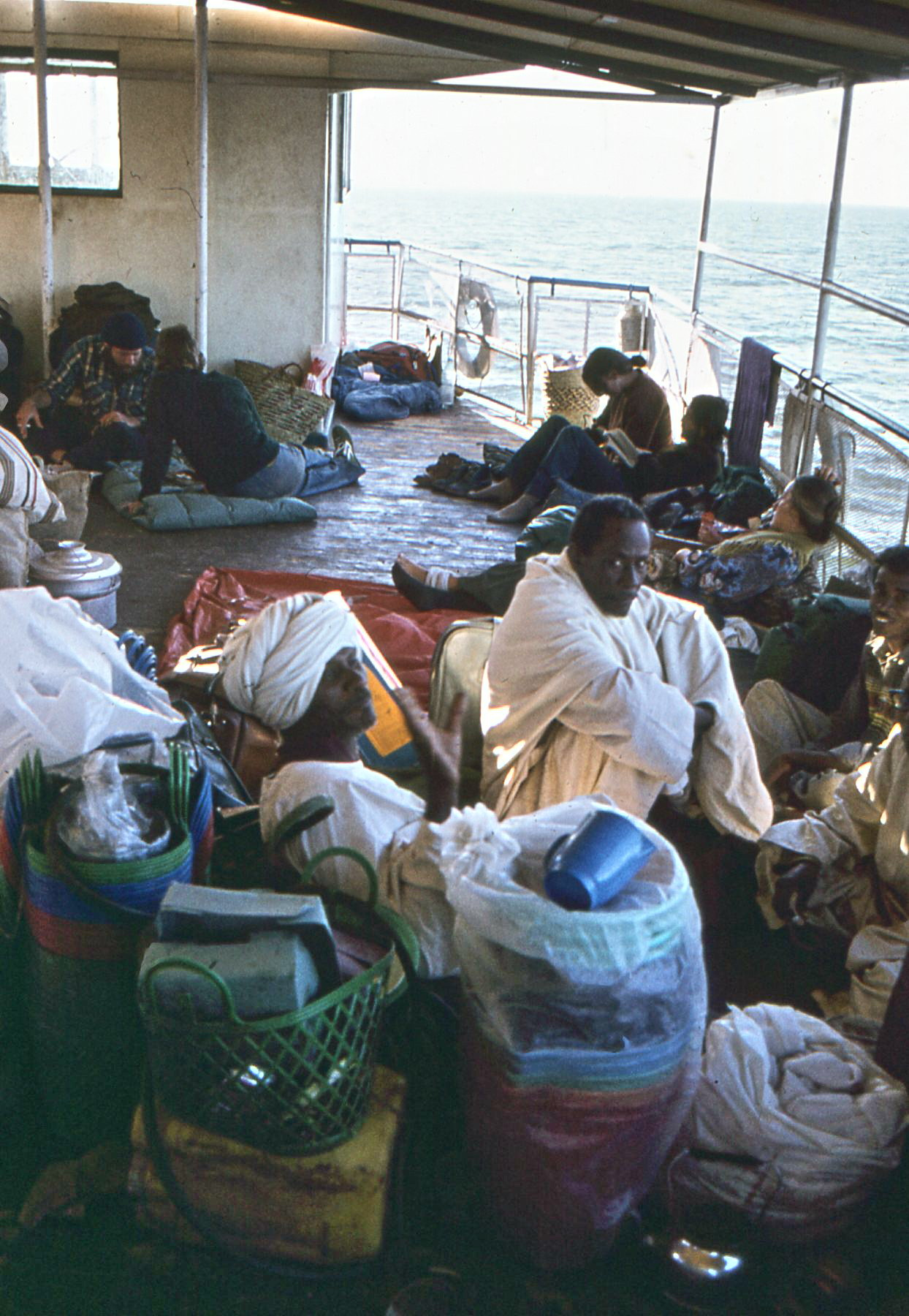 Nile Ferry to Sudan
